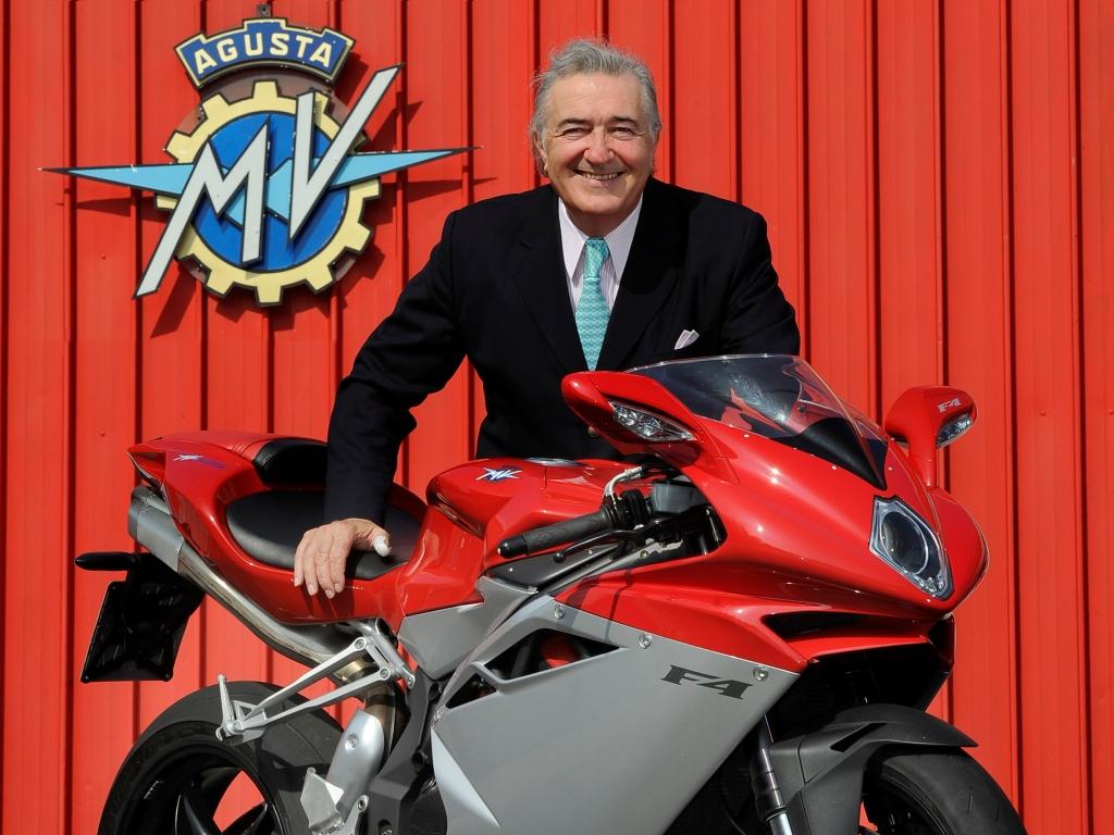 MV Augusta Präsident Claudio Castiglioni gestorben