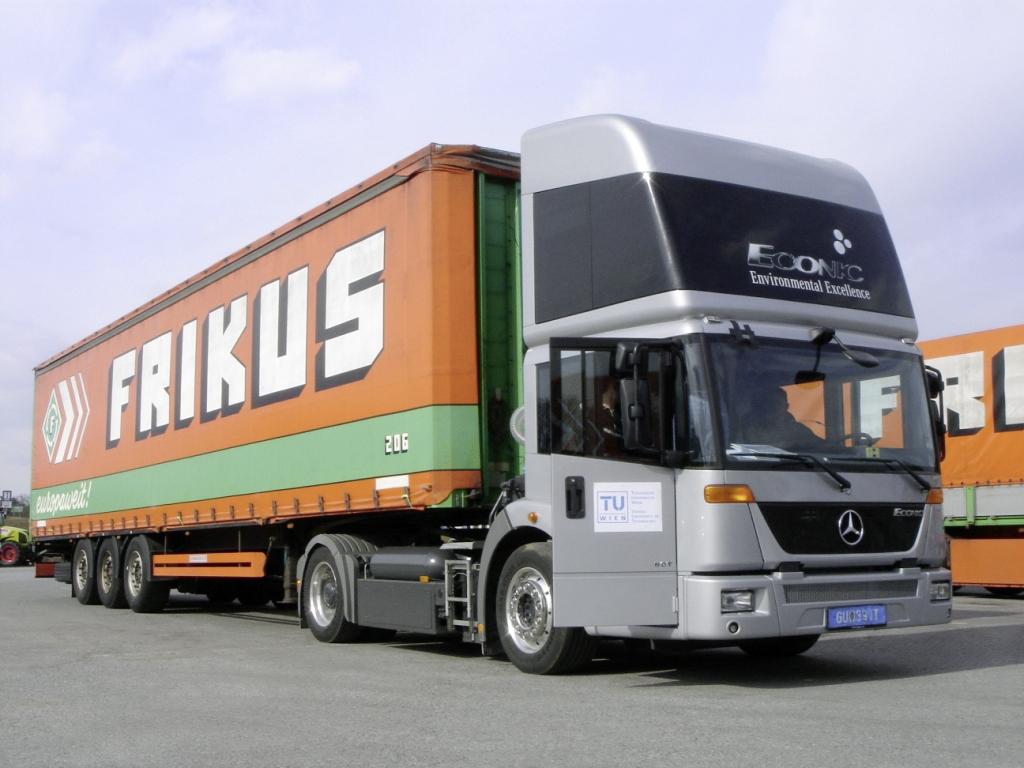 Magna Steyr setzt auf Mercedes-Benz Econic NGT