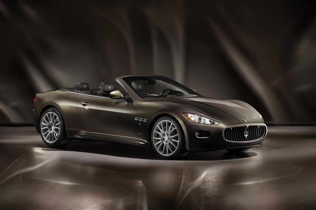 Maserati arbeitet mit einem Lederwarenhersteller bei seinem Cabrio-Sondermodell zusammen