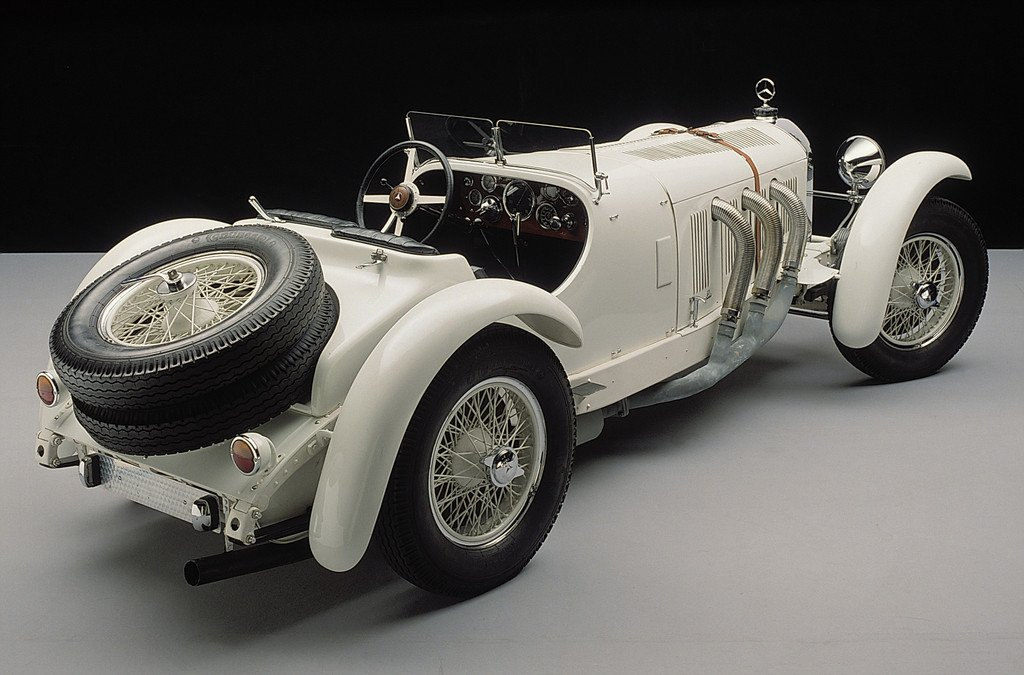 Mercedes-Benz SSK (1928-1932).