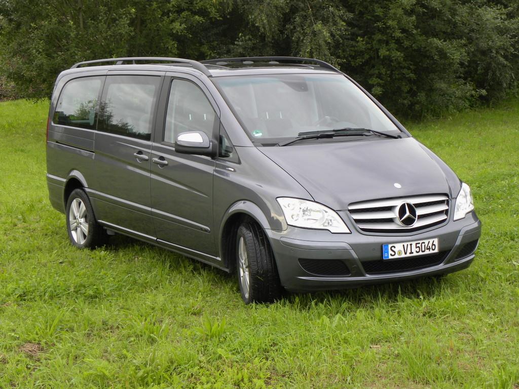 Mercedes-Benz Viano 2.2 CDI Fun.