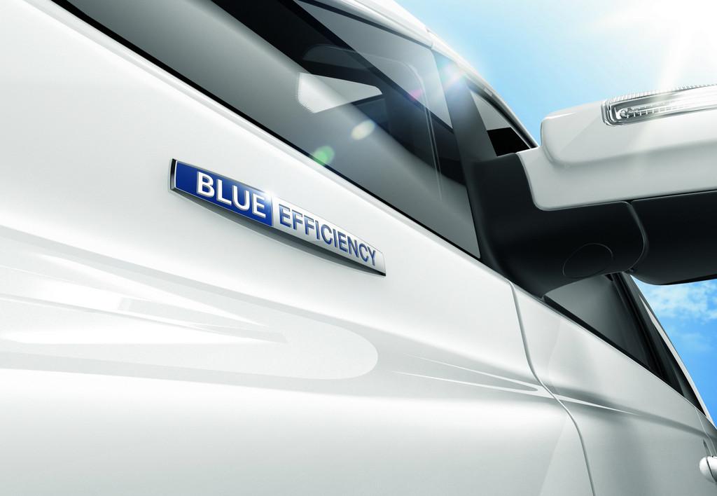 Mercedes-Benz Vito und Viano bekommen erweitertes Blue-Efficiency-Paket