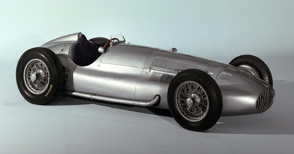 Mercedes-Benz W 154 (1939).