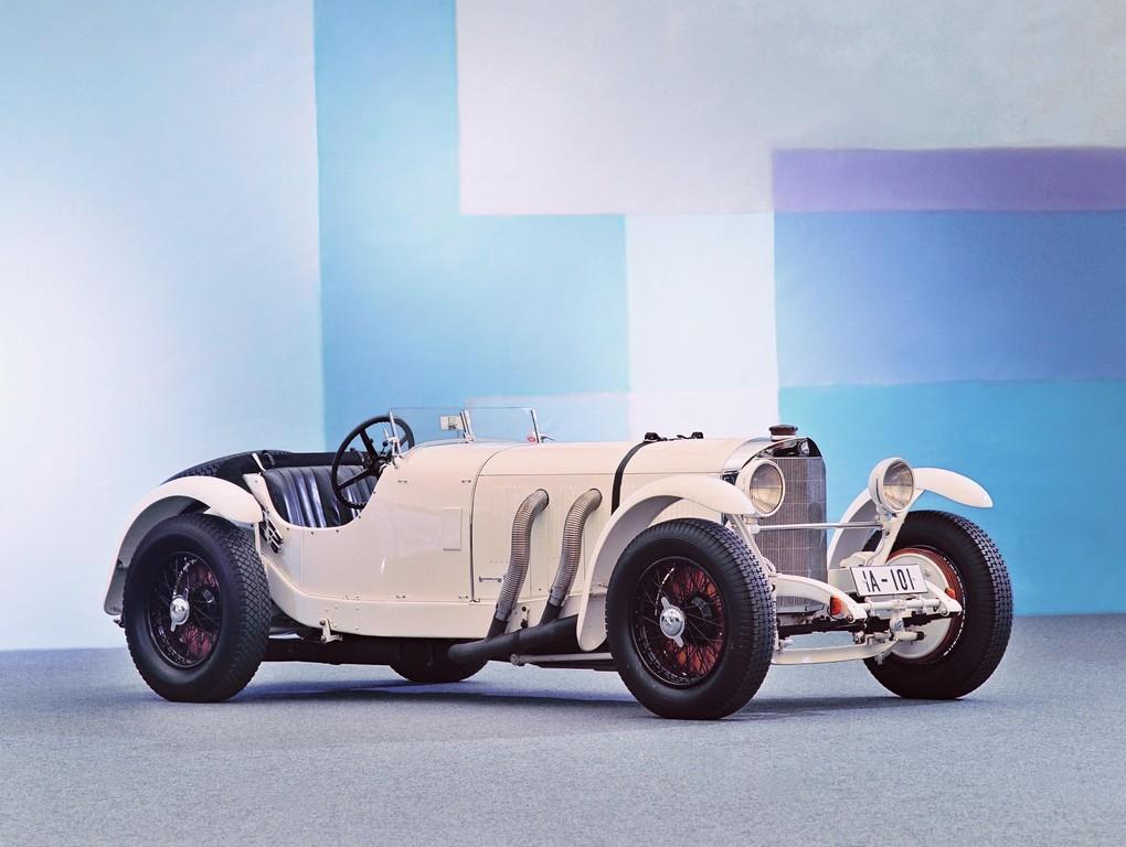 Mercedes SSK.