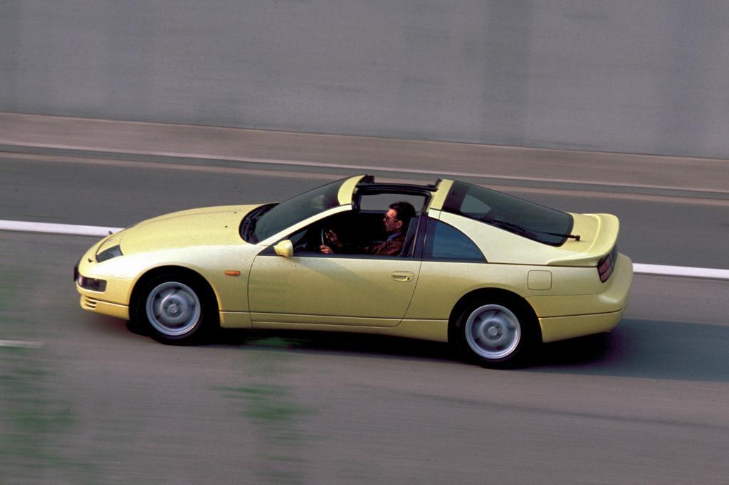Mit 95.000 Mark war der Nissan 300 ZX Twin Turbo der teuerste Japaner auf dem deutschen Markt