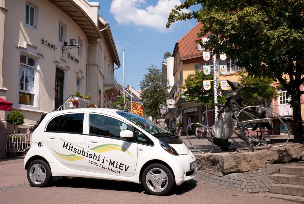 Mitsubishi i-MiEV legt mehr als eine halbe Million Kilometer zurück