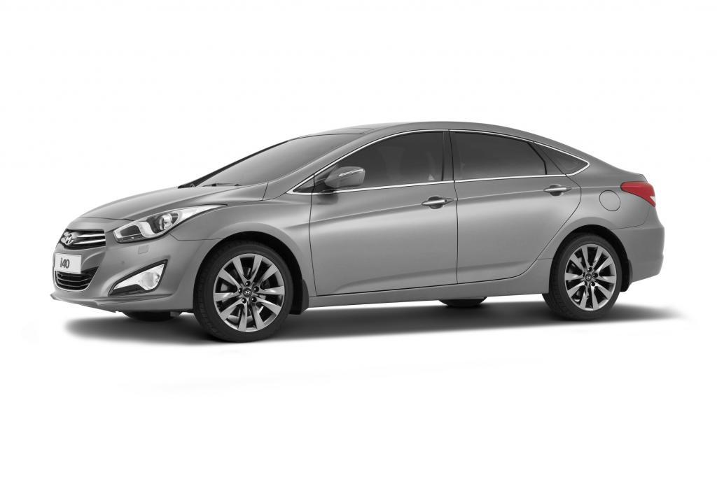 Nach dem Kombi bringt Hyundai nun die i40-Limousine