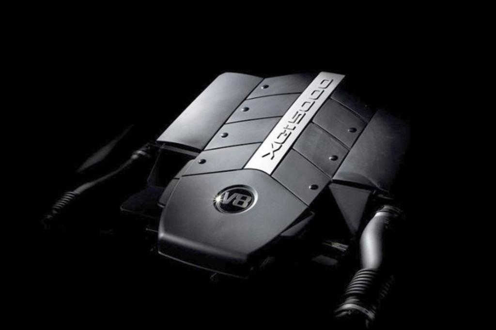 Neben dem V8 arbeitet Ssangyong auch an einem Diesel