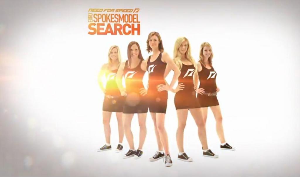 Need for Speed Girls: Startschuss für die Online-Abstimmung