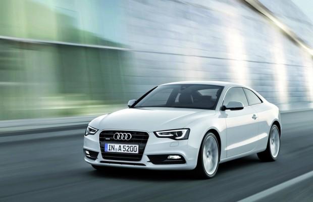 Neuer 1.8 TFSI für den Audi A5