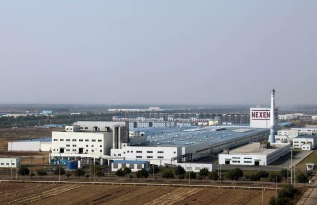 Nexen schließt OE-Verträge in China