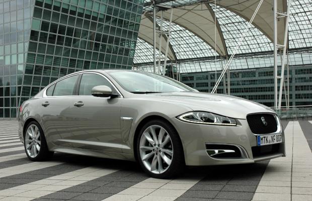 Noch effizienter: Im aktualisierten XF setzt Jaguar neuen 190-PS-Einstiegsdiesel ein