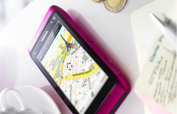 Nokia N8 - Günstiges Navigieren für Vieltelefonierer