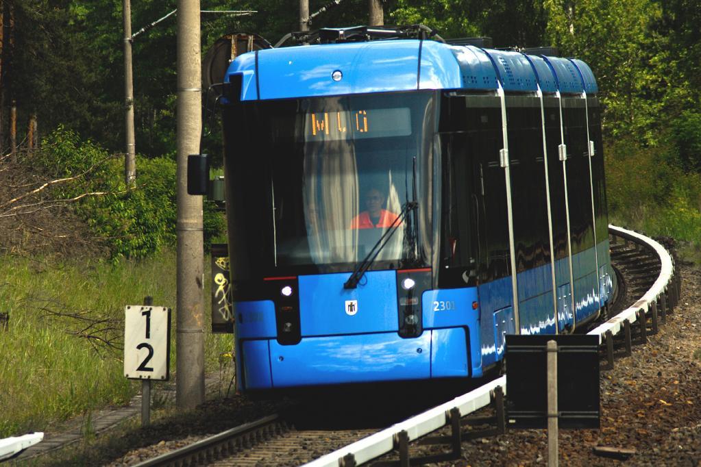 Oberleitungsfrei: Akku-Straßenbahn mit Weltrekord
