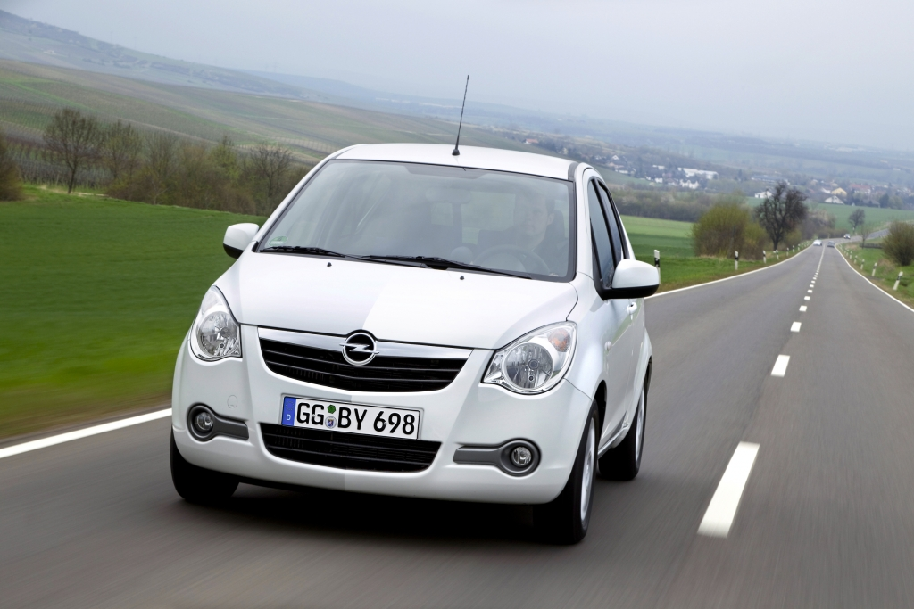 Opel Agila 1.0 Ecoflex.
