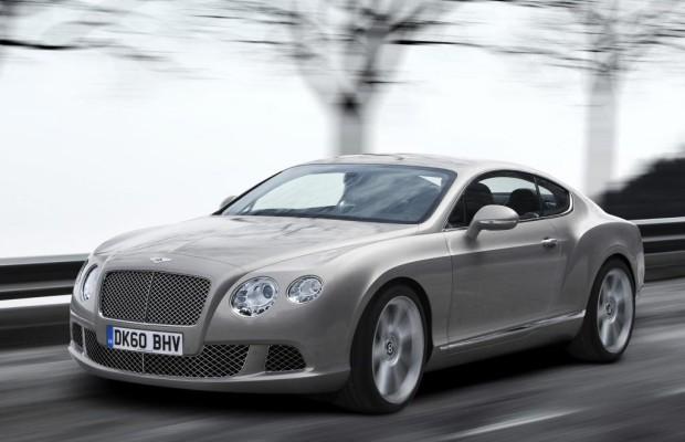 PS-Spektakel: Bentley hat die stärksten Autos