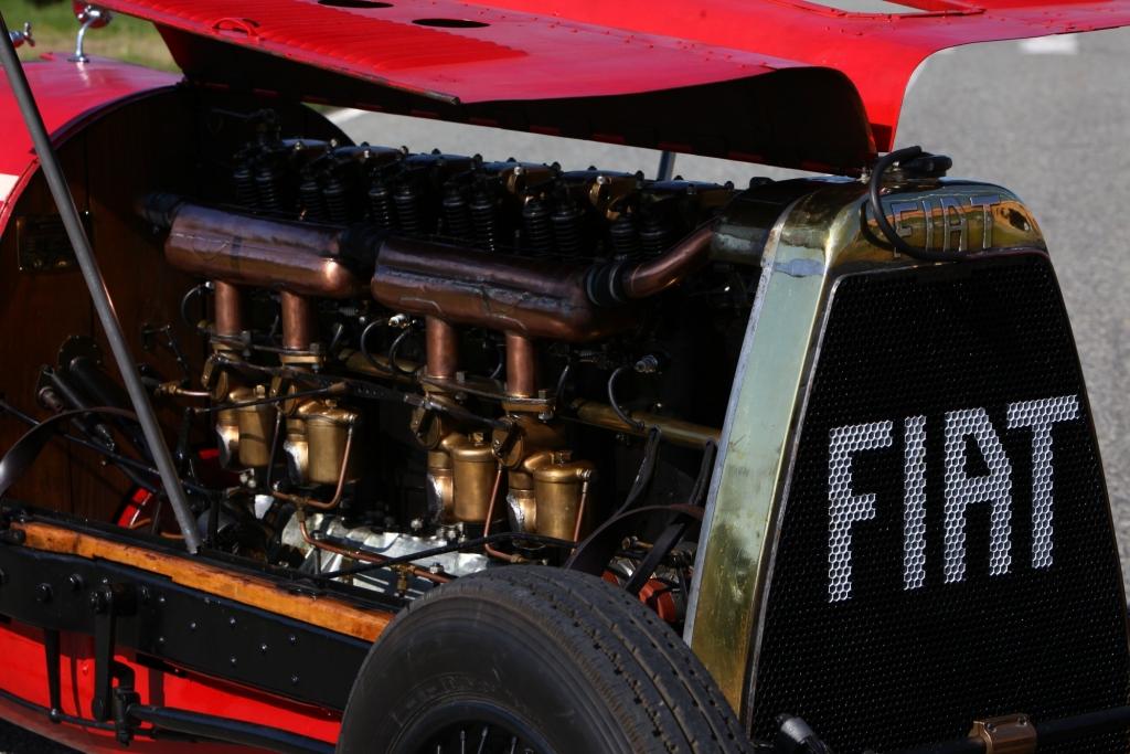 Panorama: Fiat Mefistofele - Zum Teufel mit den Rekorden