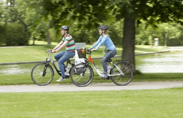 Pedelecs mit Anfahrhilfe: Fahrrad oder Kfz?