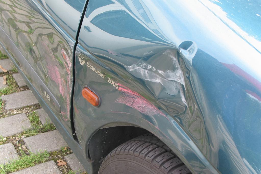 Recht: Einkaufswagen rammt Pkw - kein Verkehrsunfall
