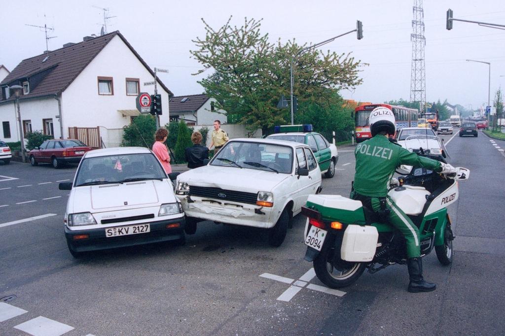 Recht: Zu schnelles Fahren sorgt für Mithaftung