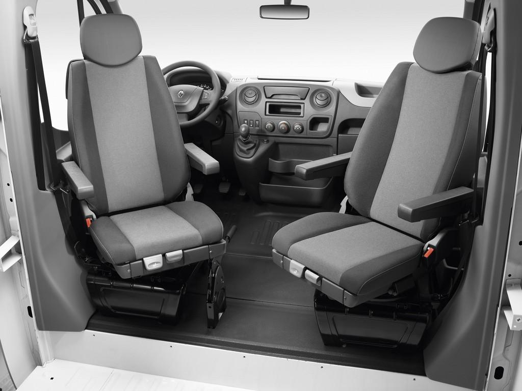 Renault Master als Ausgangsbasis für Reisemobile.