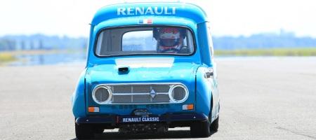 Renault ''Saline4Fun'' - Ein Rentner auf Rekordkurs