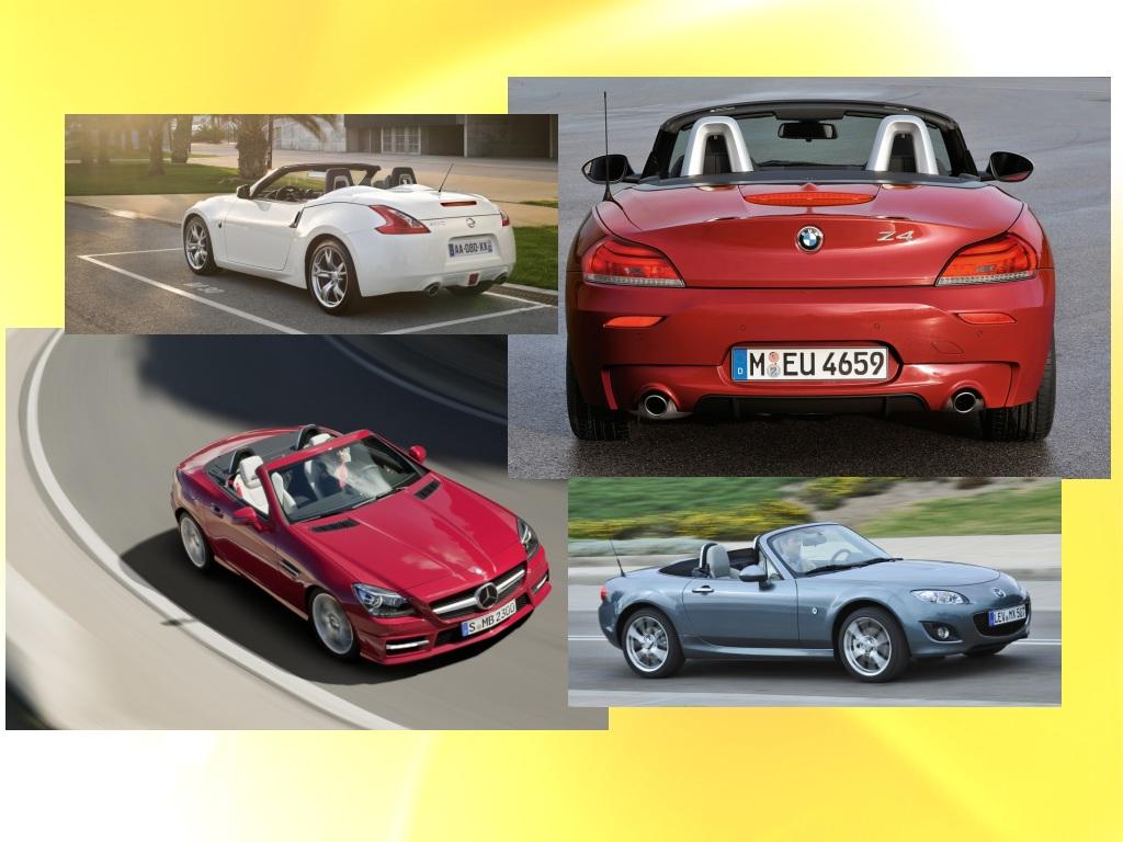 Roadster unter 45.000 Euro - Für Gleiter, Sportler und Puristen