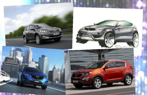 SUVs auf der IAA: Über Stock und Stein