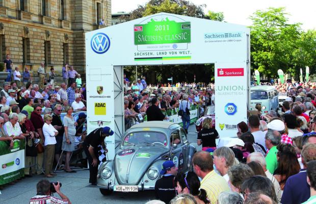Sachsen Classic: Heimspiel für Volkswagen