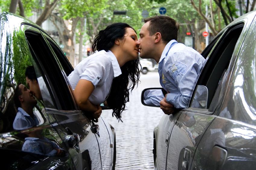 Sex im Auto: Ja, aber...