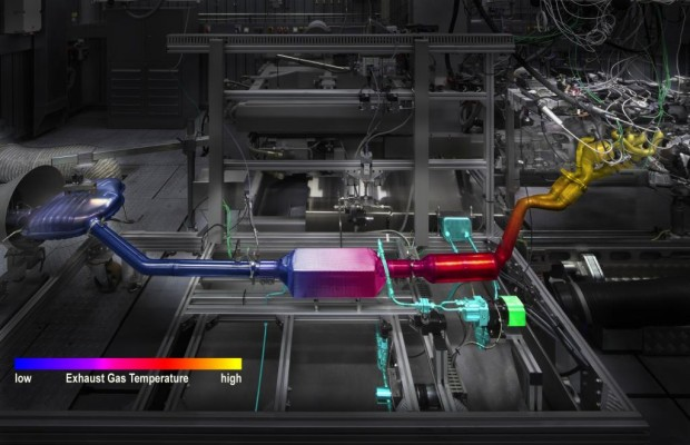 Spritspartechnik der Zukunft - Energie aus Motorwärme