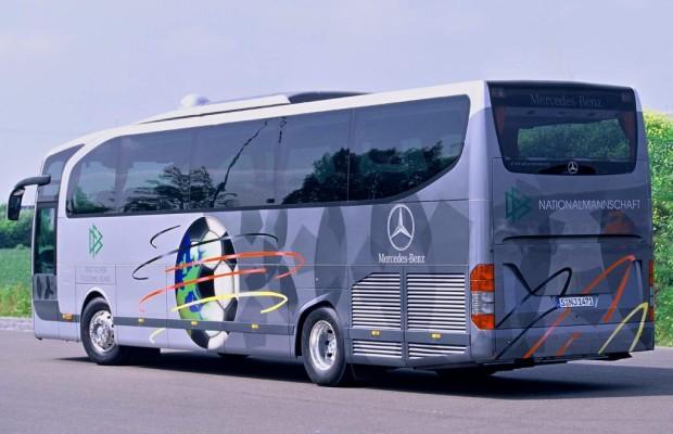 Stammspieler: Mercedes-Benz bleibt DFB-Sponsor