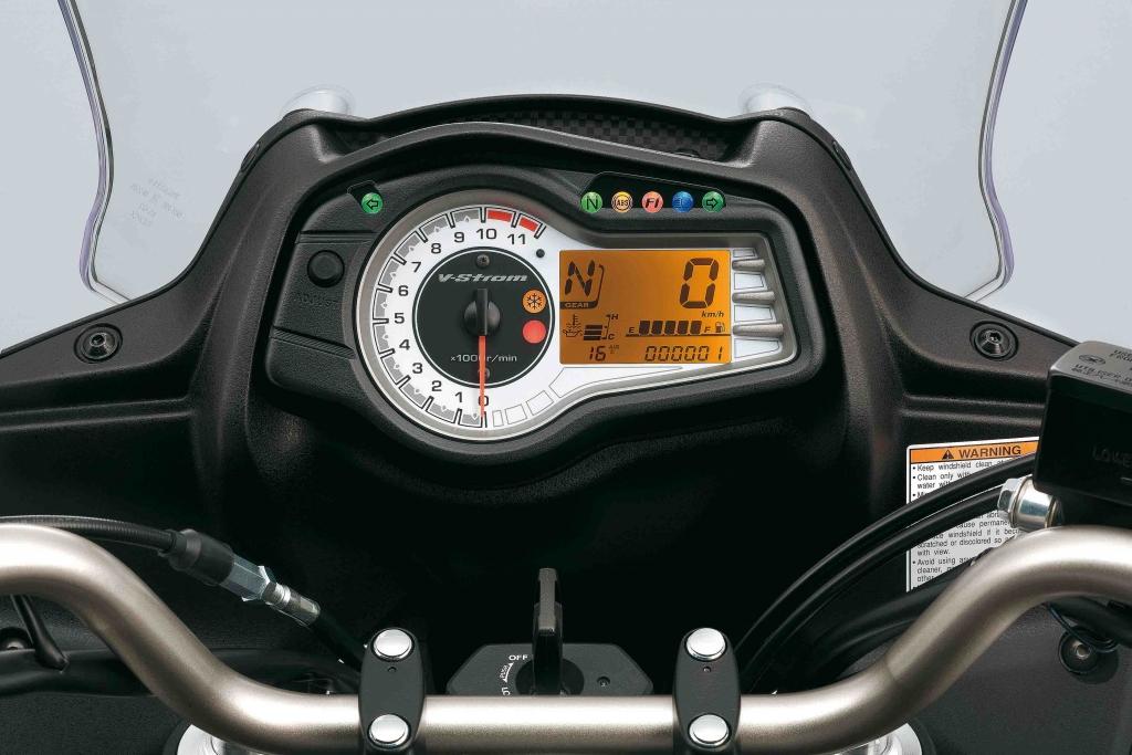 Suzuki V-Strom 650 ABS: Komfortabler Adventure Tourer
