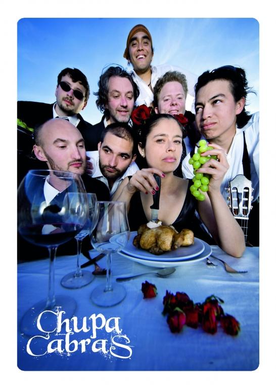Talents in der Kategorie HipHop&R'n'B: Chupacabras