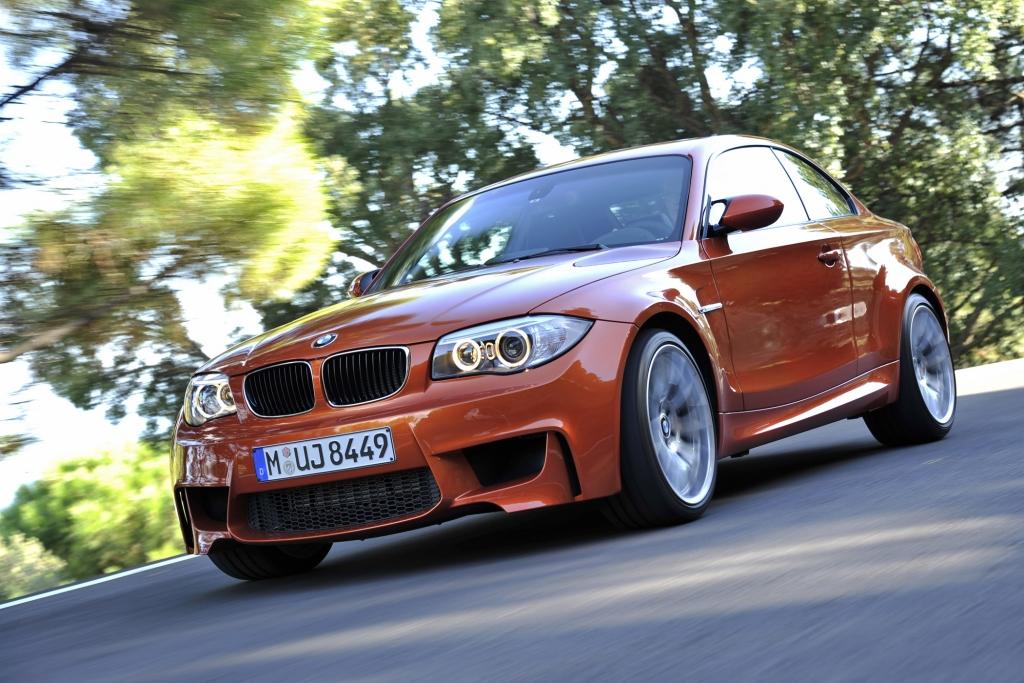 Test: BMW 1er M Coupé - Schau! Mich! An!