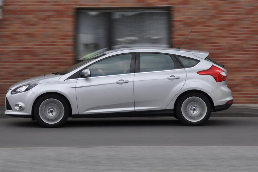 Test: Ford Focus 1.6 Ecoboost - Mehr Druck als Öko