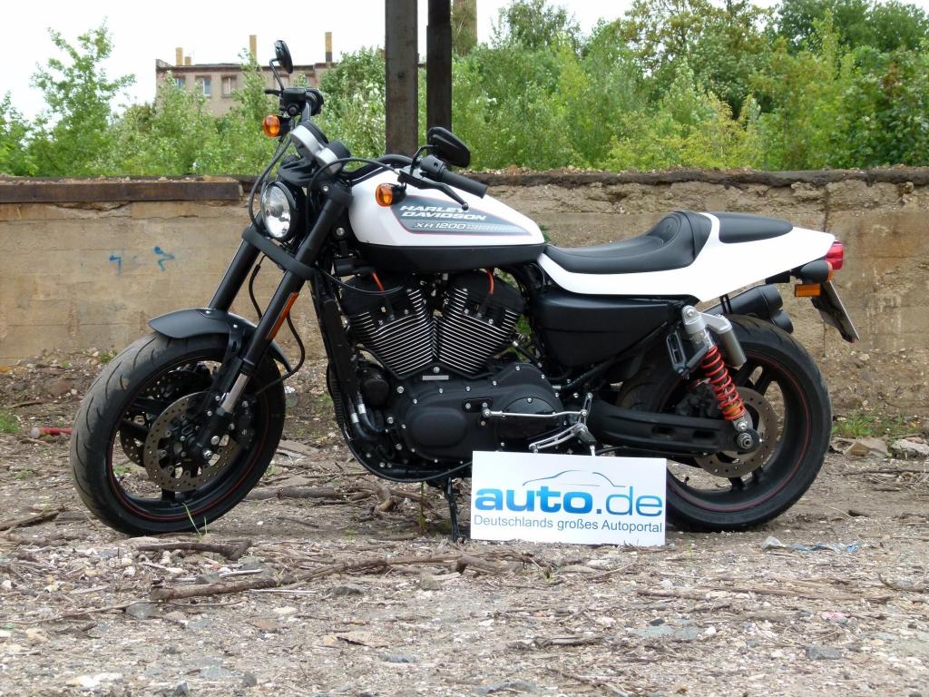 Test: Harley-Davidson Sportster – Puristische Amerikanerin