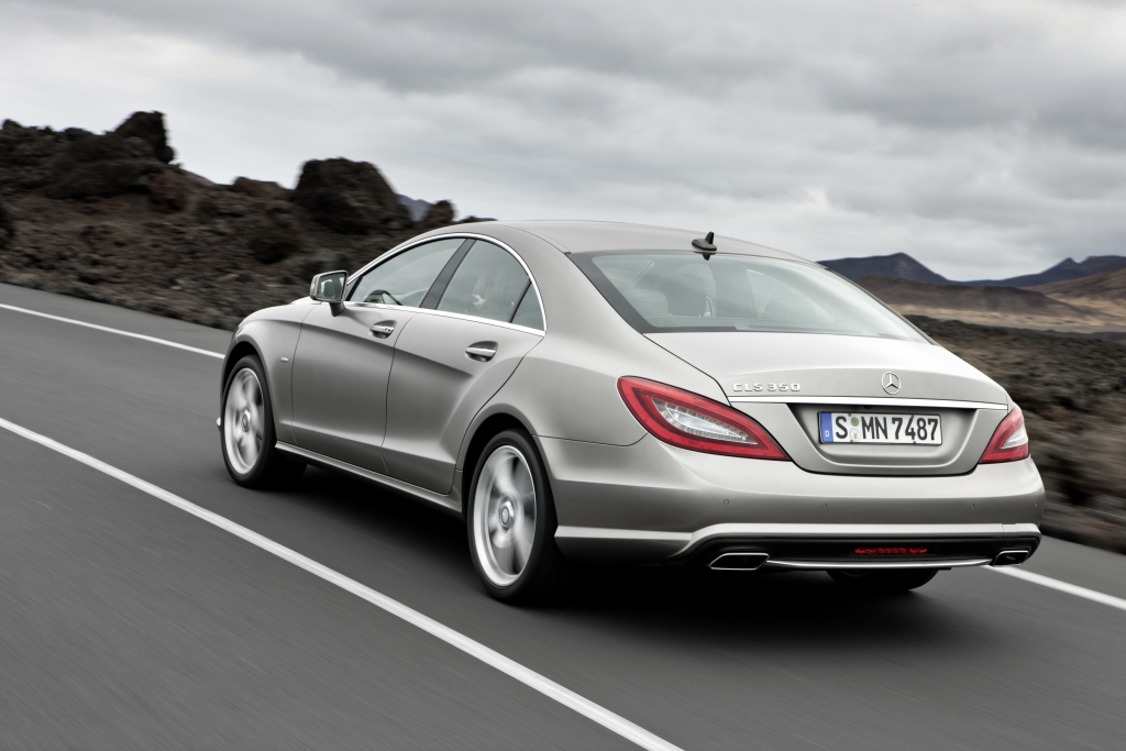 Test: Mercedes CLS 350 CGI - Auf die souveräne Art