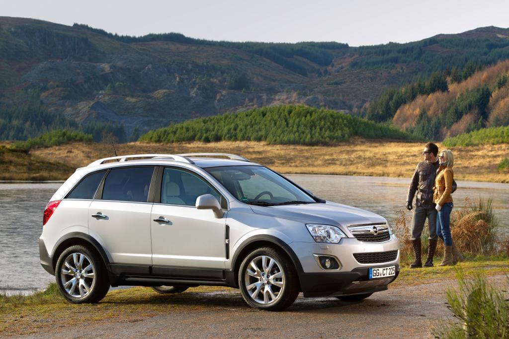 Test: Opel Antara - Erfolgreich Beine gemacht