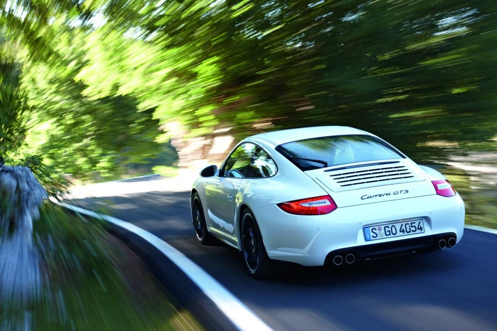 Test: Porsche Carrera GTS - Charakterschulung auf vier Rädern