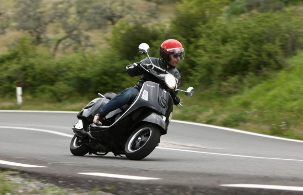 Test: Vespa 300 GTS Super - Schnelle Tradition