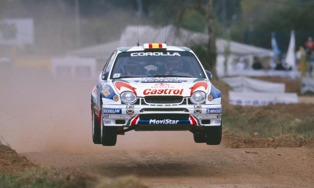 Toyota Corolla WRC.