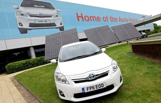 Toyota: Naturnahe Global Vision 2020