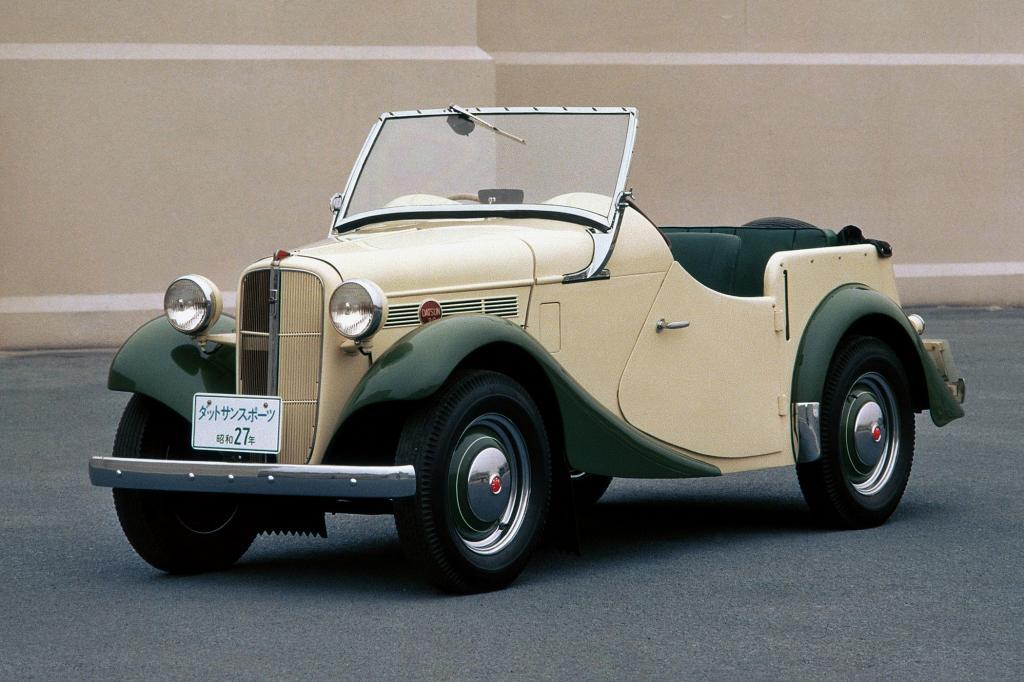 Tradition: 60 Jahre Nissan Sportwagen - Vom Bonsai-Roadster zum Ring-Racer