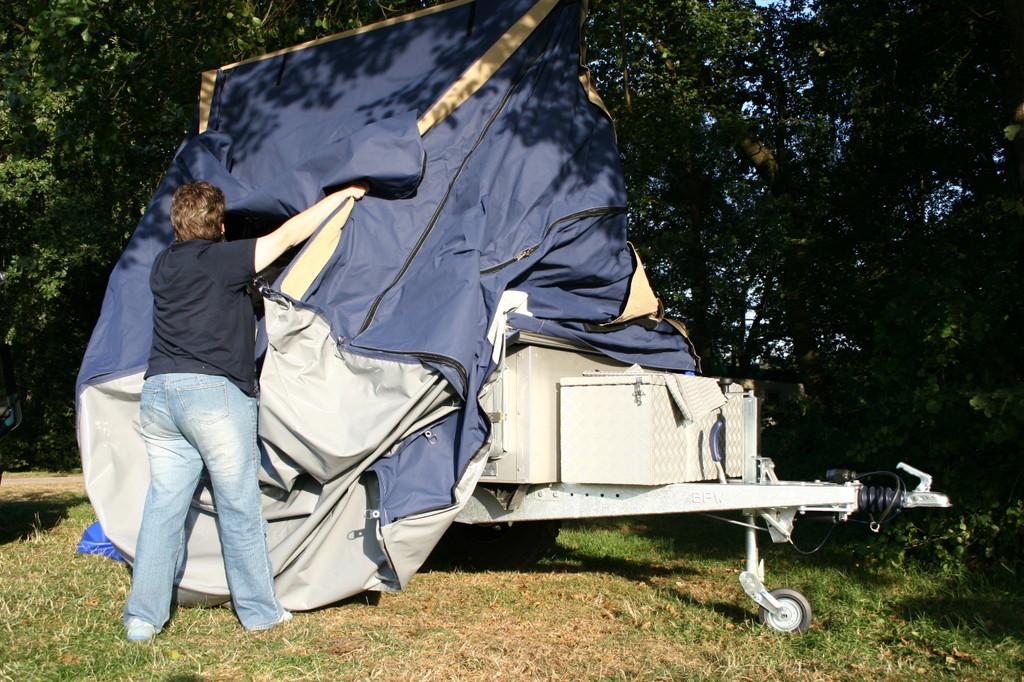 Traildog von 3Dog Camping.