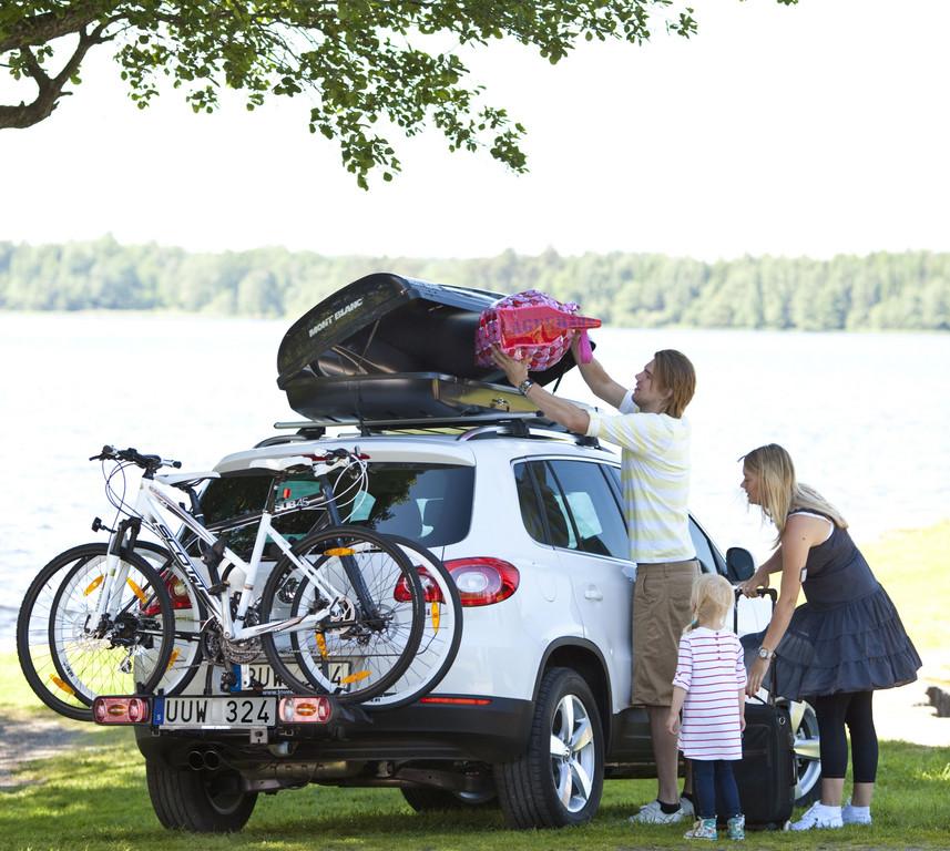 Transportlösungen für Urlaub und Freizeit.