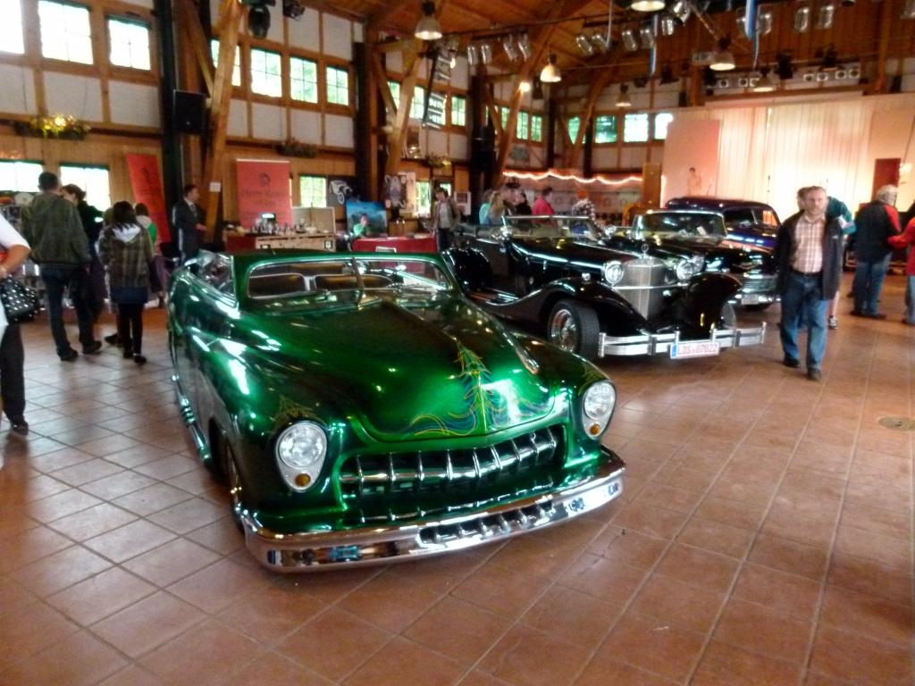 US-Car-Classics 2011 auf Schloss Diedersdorf