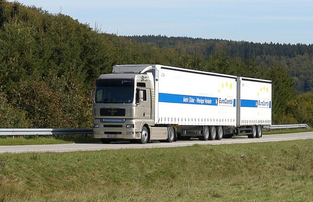VDIK steht hinter Feldversuch mit langen Lastwagen