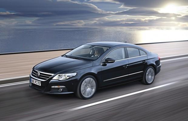 VW bringt nächstes Jahr neuen Passat CC