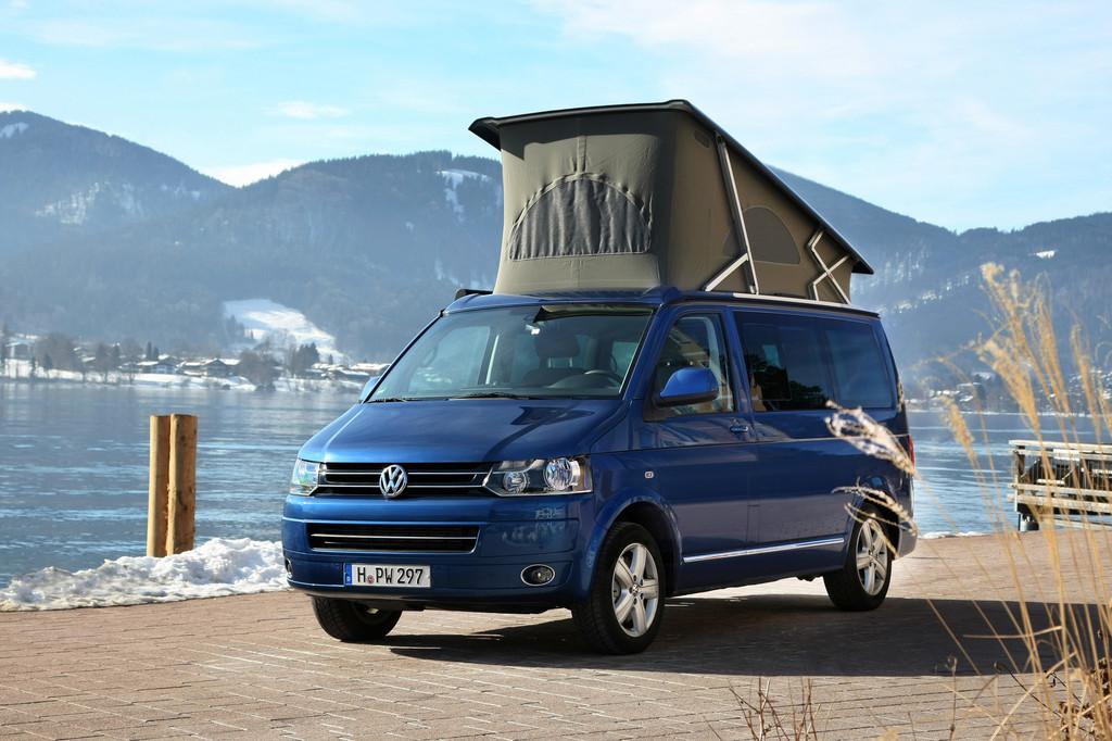 Volkswagen California Comfortline.